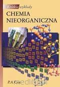 Chemia nieorganiczna. Krótkie wykłady. P.A. Cox